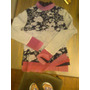 Polera Blusa De Gaza,modelo Importado,mira Fotos!!recopado!