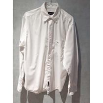 Camisa De Hombre Legacy Talle 1 Blanca Bolsillo Impecable