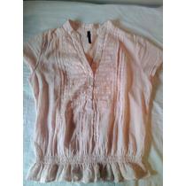 Sybilla..camisa Blusa Camisola Verano