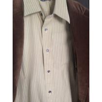 Camisa De Vestir Marca La Toscana