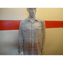 Camisa Western Wrangler Con Broches Retro Vintage