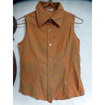 Camisa Sin Mangas Vitamina Talle 2 (s)