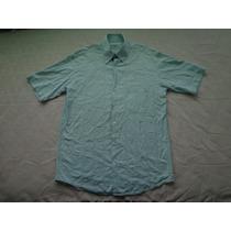 Camisa Yves Saint Laurent Talle L Mangas Cortas