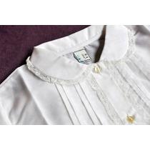 Camisa Blusa Antigua Vintage Retro De Nena Nuevas!!!!