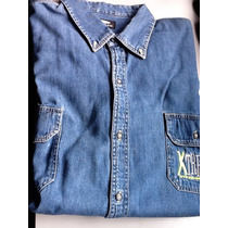 Camisa Jeans Xtreme Excelente Calidad Consultar Promocion