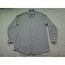 Camisa Yves Saint Laurent Talle L Mangas Largas
