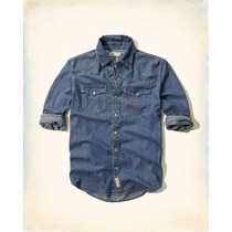 Camisa De Jean Legacy Levis Abercrombie Bensimon