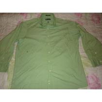 E Camisa De Vestir Chaps By Ralph Lauren