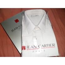 Camisa Jean Cartier M/larga .t/50/52.espectacular! Belgrano