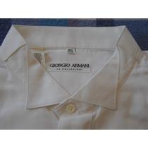 Camisas Armani Y Valentino Smoking Nuevas Autenticas Algodon