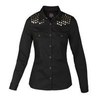 Camisa Wrangler Francesca Poplin Mujer (05427518957901)