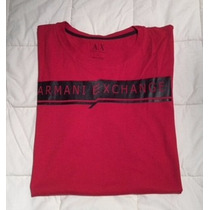 Divina Remera Ax Armani Exchange !