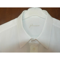 Camisa Johnsons Algodon T. Xl Puño Boton 713enanitos