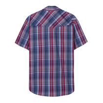 Camisas Wrangler Western Shirt Hombre (05410418683801)