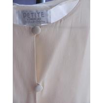 Camisas Señora Seda Natural 100% Mujer Importadas Liquido