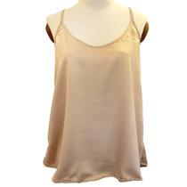 Camisola Camisa Blusa Lurex Musculosa Mujer Verano