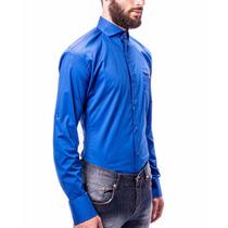 Camisa De Hombre Massimo - Uriel - Slim Fit