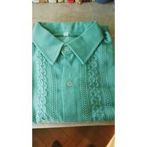 Camisa Mujer Manga Corta 100% Algodon Origen Paraguay