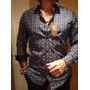 Camisas De Hombre Gucci, Armani, Ún Lujo,!