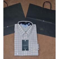 Camisa Tommy Hilfiger Hombre Special Edition No Se Arruga