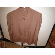 Camisa Color Chocolate