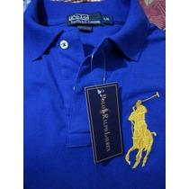 Chombas Polo Ralph Lauren Big Pony