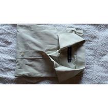 Camisa Hombre Manga Larga Santa Fe Polo Talle 38