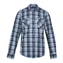 Camisa Wrangler William Shirt M/l Hombre (05415315416101)