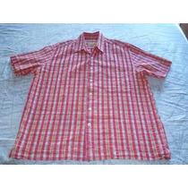 Camisa Old Bridge Talle 4 = L Mangas Cortas