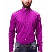Camisa De Hombre Massimo   Tiago