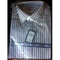 Camisa De Hombre Importada Talle 41/42