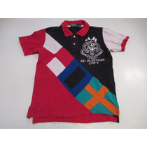 Chomba Polo Ralph Lauren Talle M Colores