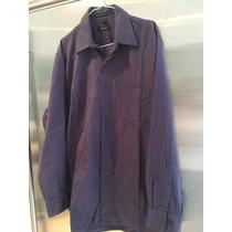 Camisa De Hombre Donna Karan - Origen Usa - Impecable