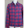 Camisa Hollister By Abercrombie! Temporada 2014 En Talle L