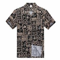 Camisa Hawaiana Manga Corta Importada