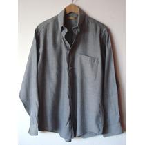 Camisa De Hombre Donna Karan Talle 15 (34-35)