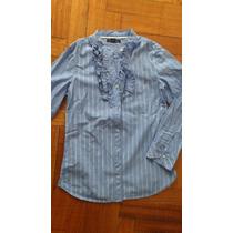 Camisa Nena Tommy Hilfiger Talle M (8-10)