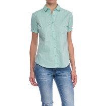 Camisa Kevingston Mujer Florbella Bsness Liso M/c