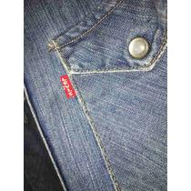 Camisa Levis De Jeans Como Nueva !!