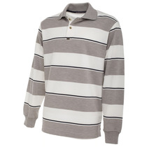 Chomba Jersey Beige Linea Rugby Pato Pampa