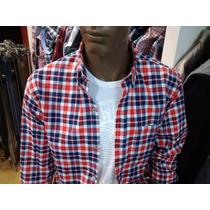 Camisas Hombre Manga Larga Corte Clasico Oferta Imperdible