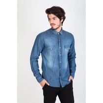 Camisa De Jean Simon- Kout Hombre