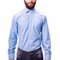 Camisa De Hombre Massimo   Pinto