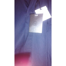 Camisa Route 66 Talle Xl Azul