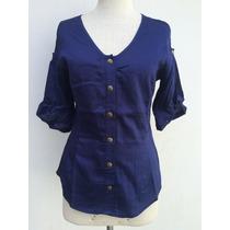 Camisa En Voile De Algodon Chemisse
