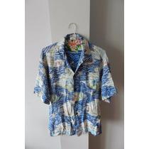 Camisa Hawaiana, Talle S, Impecable, Importada U.s.a