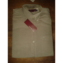 Camisa Corderoy Narrow