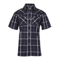 Camisa Wrangler Western Shirt M/c Hombre (05410417093801)