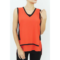 Blusa Doble De Gasa A Contratono, Activity