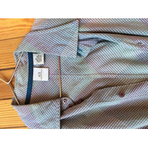 Camisa Armani Exchange Hombre Talle M